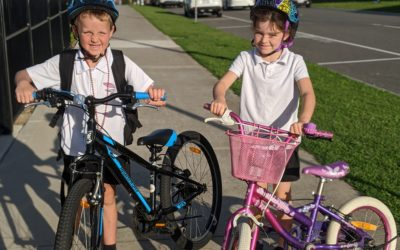 National Ride2School Day 2020